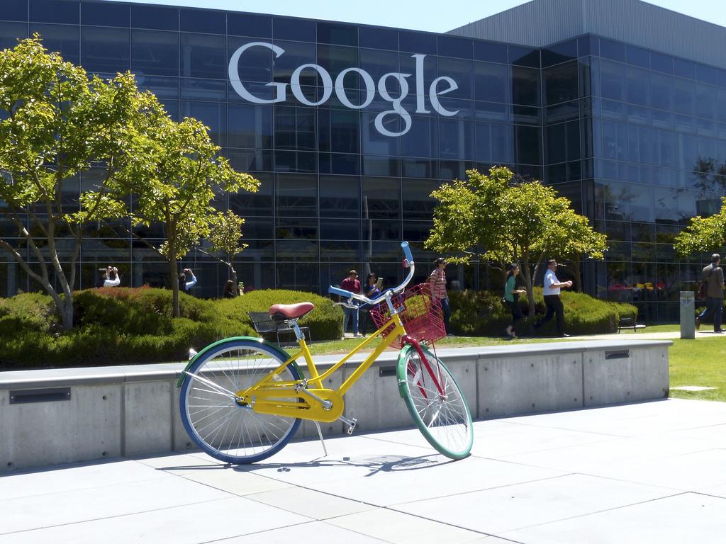 google-bike